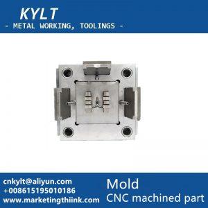 CNC MACHINED mold PART