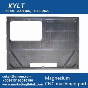 magnesium machined part