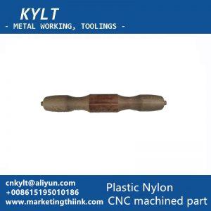 nylon machined part