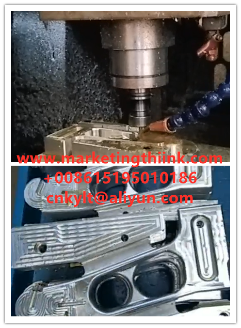 CNC router rough machining