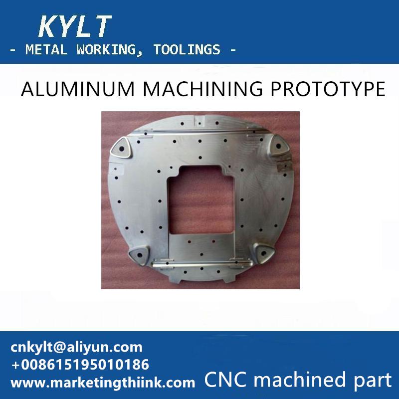 ALUMINUM MACHINING PROTOTYPE
