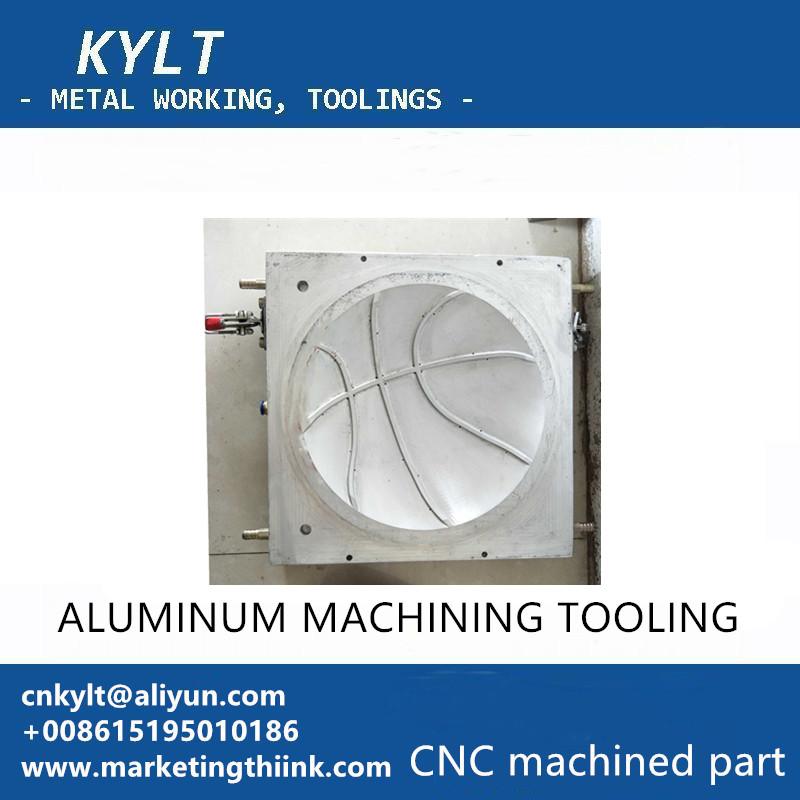 ALUMINUM MACHINING TOOLING