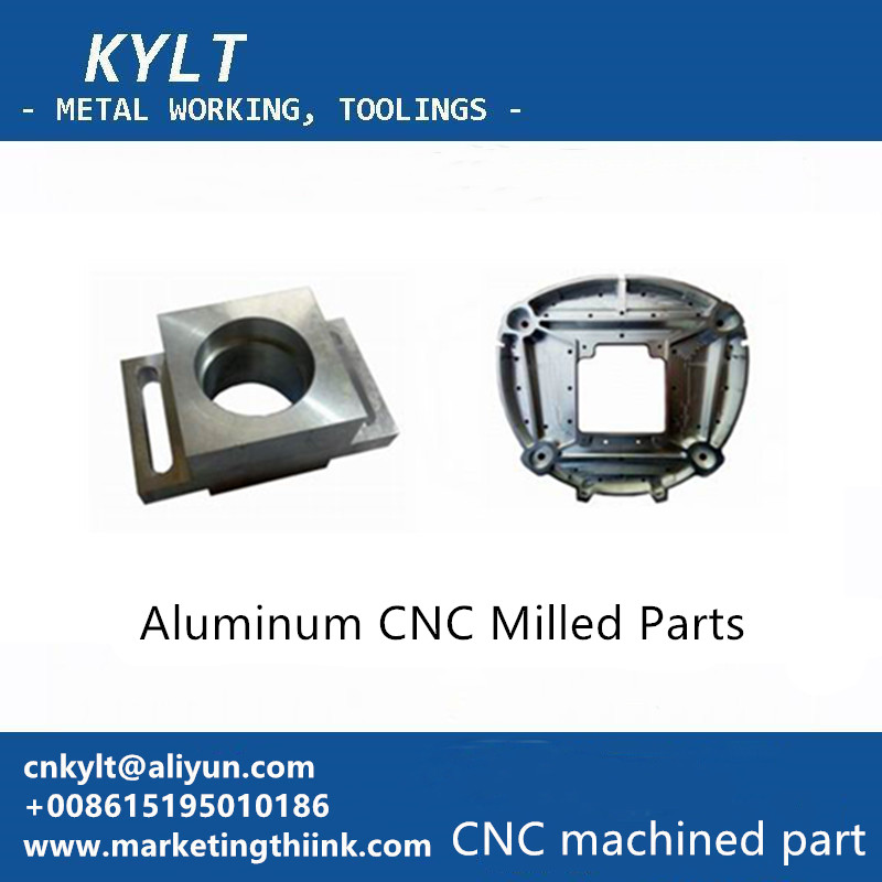 Aluminum CNC Milled Parts