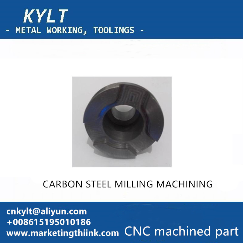CARBON STEEL MILLING MACHINING