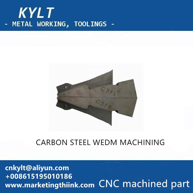 CARBON STEEL WEDM MACHINING