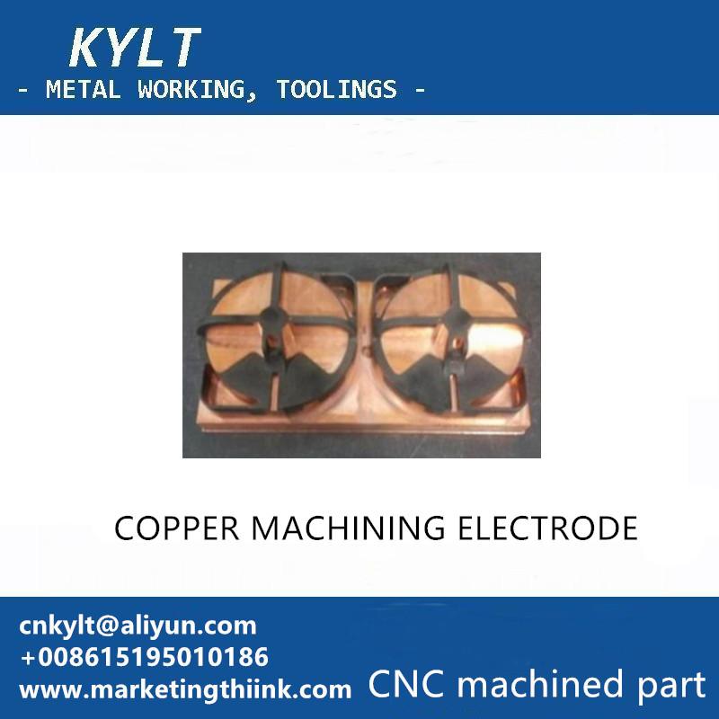 COPPER MACHINING ELECTRODE