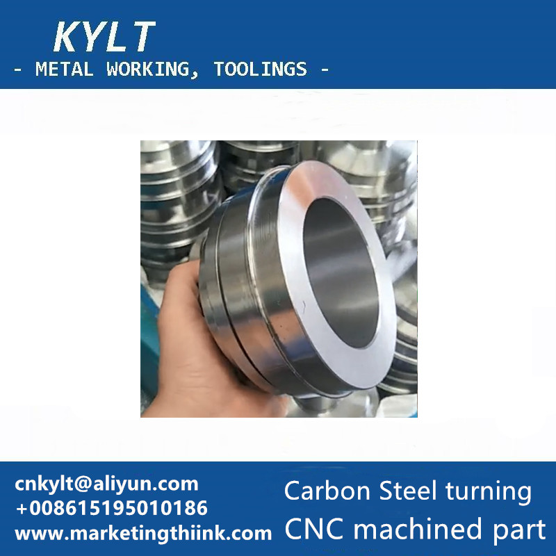 Carbon Steel CNC turning part