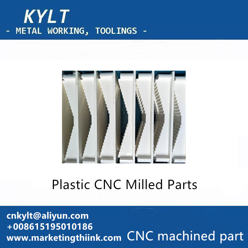 Plastic CNC Milled Parts