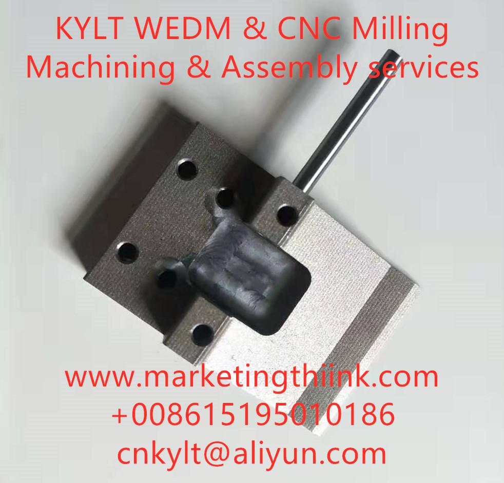 KYLT WEDM & CNC Milling machining services