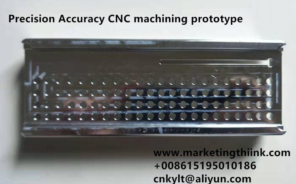 Precision Accuracy CNC machining prototype