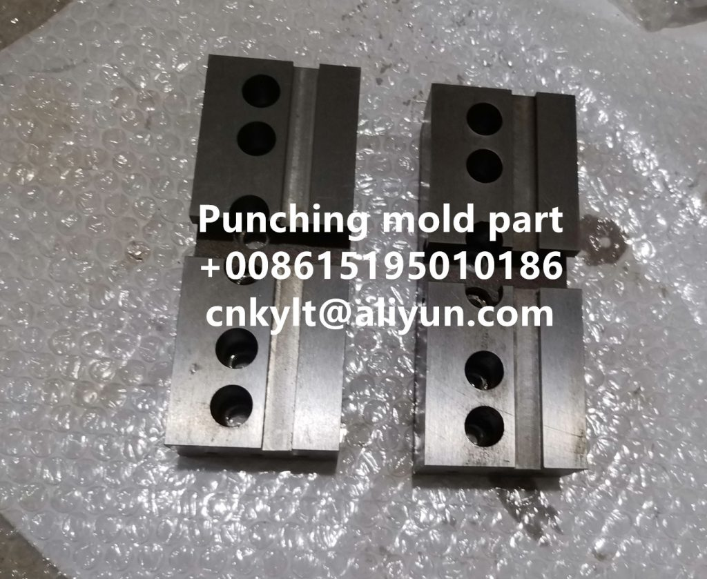 Punching mold part