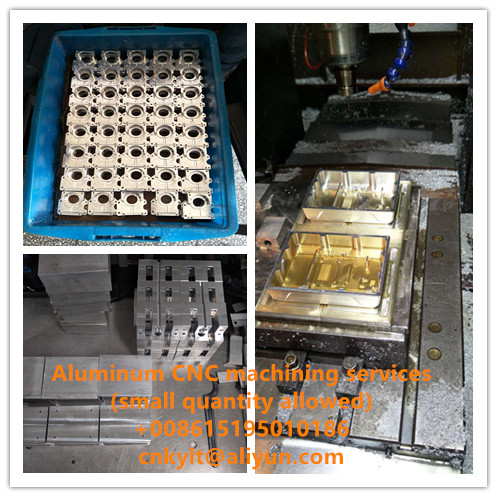 small order CNC machining service