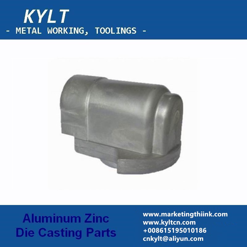 Aluminum door closer house by die casting