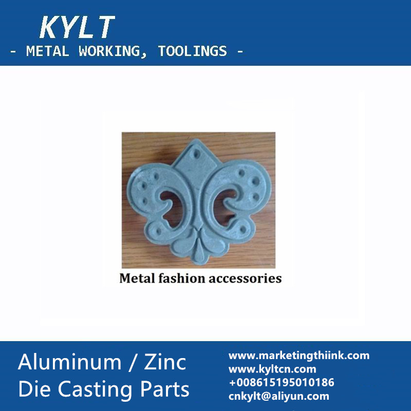 aluminum decoration by die casting