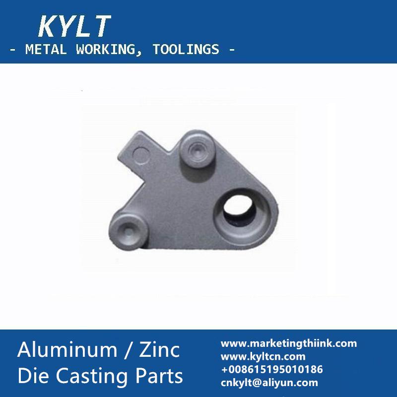 aluminum die cast motor cycle part
