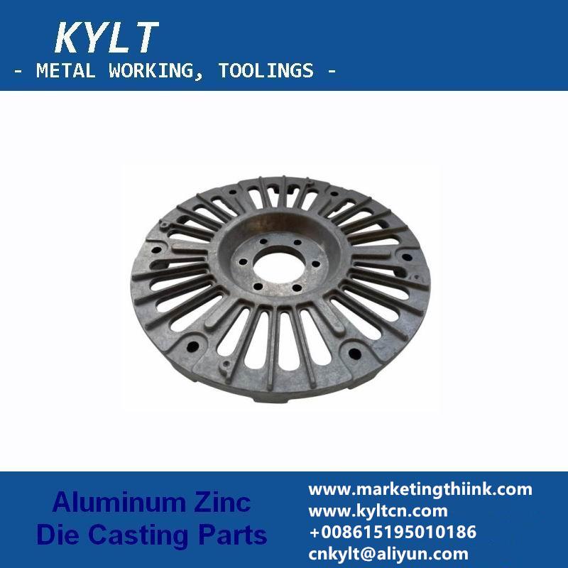 aluminum die cast part