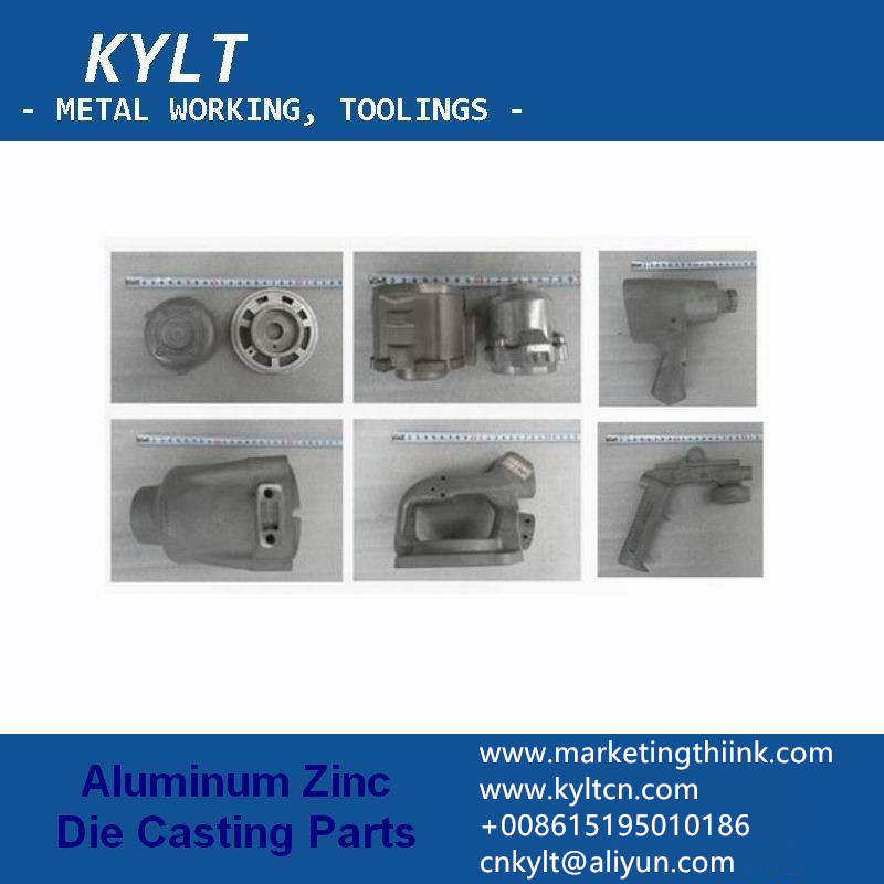 aluminum electric hand tool parts by die casting