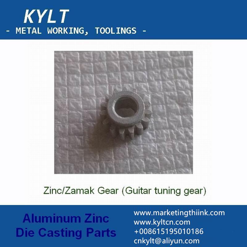 guitar tuning gear (zinc alloy)